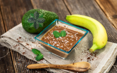 Try This: Infused Chocolate Pudding