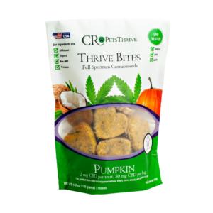 thrive bites 2mg pumpkin